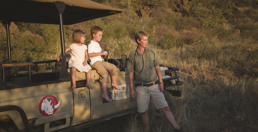 Children's Game Drive