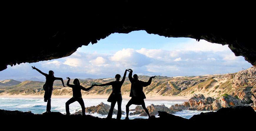 Walker Bay Cave