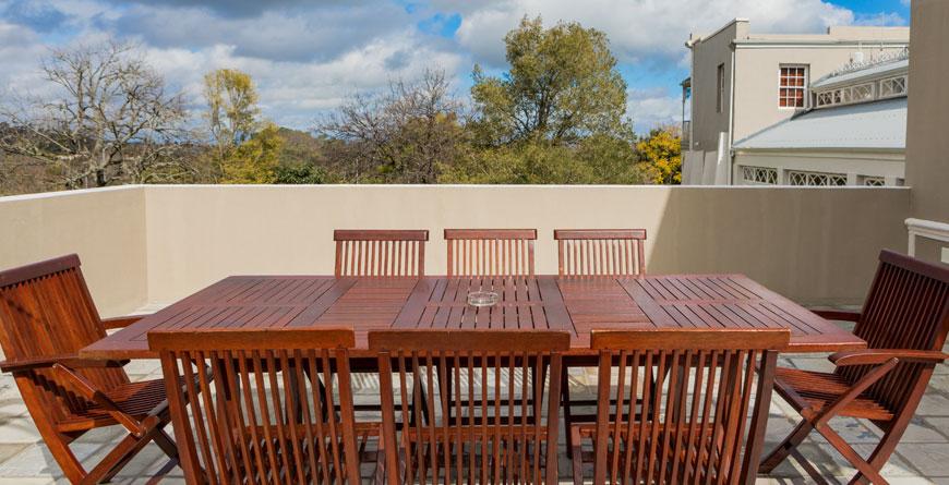 Family Suite Terrace