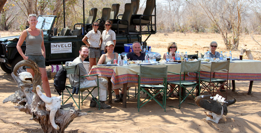 Bush Lunch