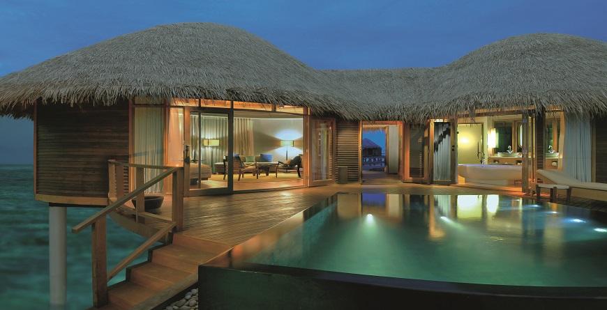 Water Villa exterior