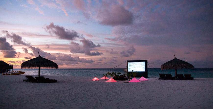 Beach Cinema