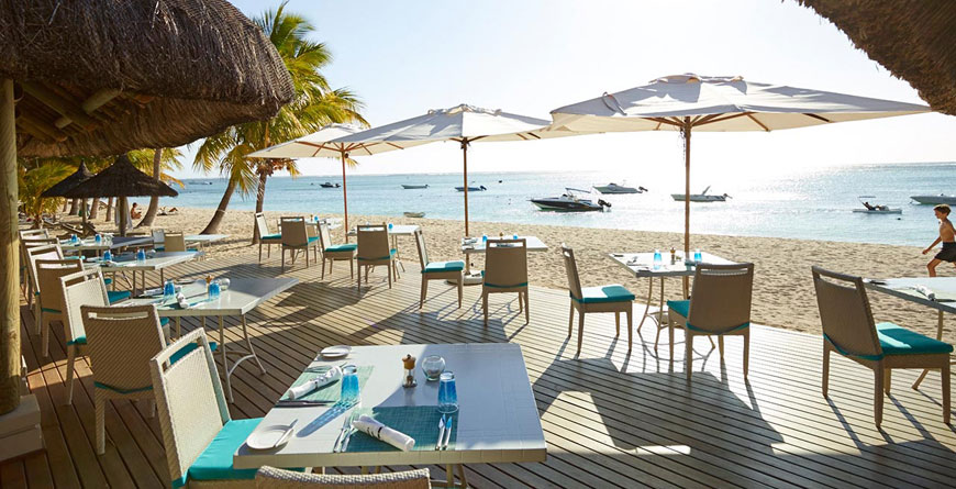 Beach-side Restaurant
