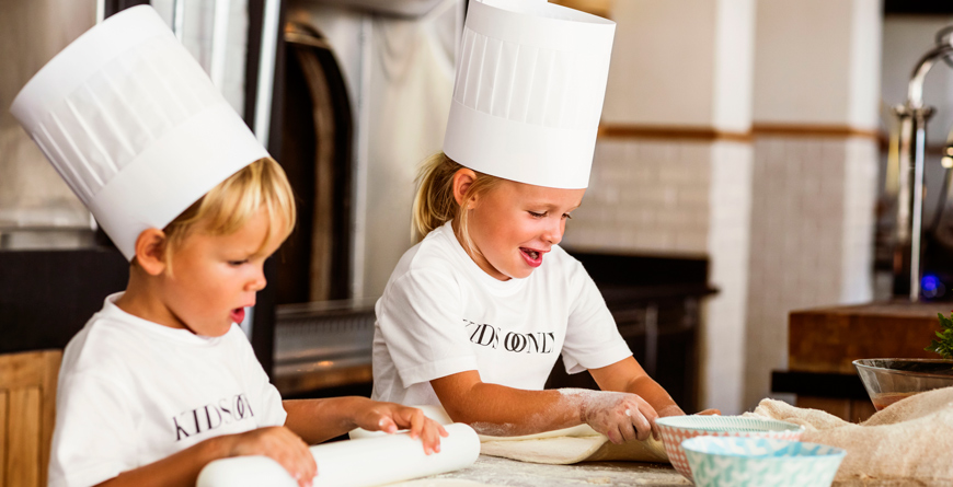 Kids One Cookery