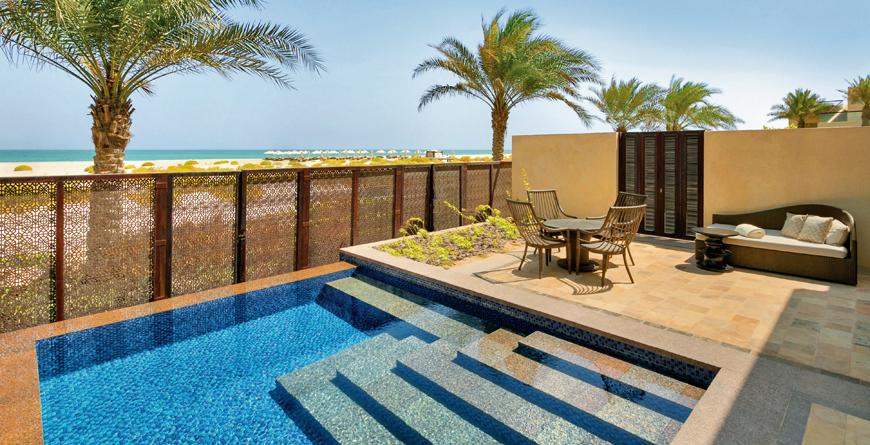 Beach-View Suite Terrace