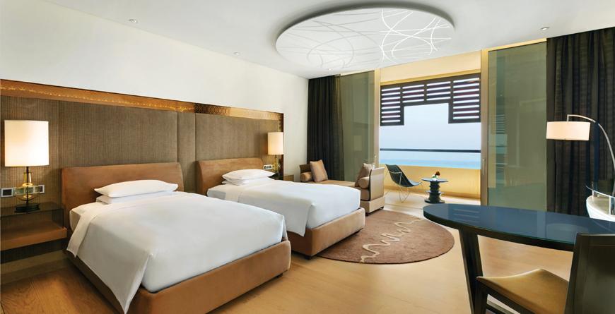 Sea-View Twin Room