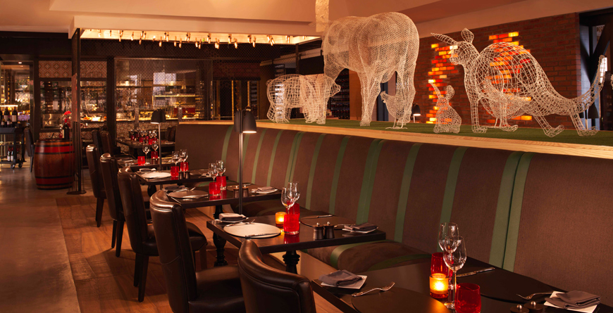 Bushman's Restaurant