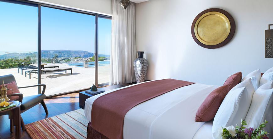Mountain Villa King Bedroom