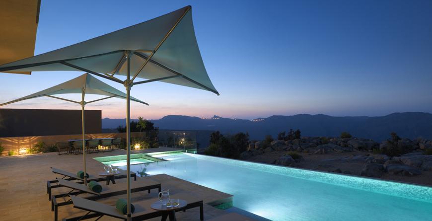 Mountain Villa Pool