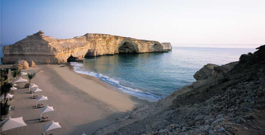 Al Husn Private beach