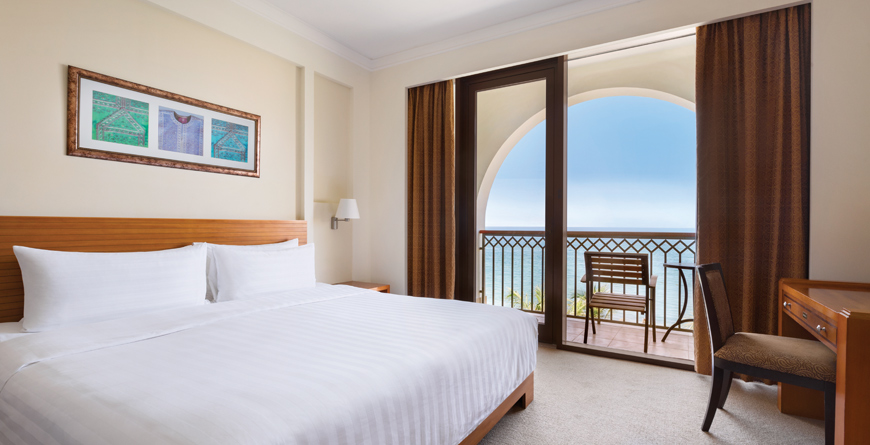Al Waha Executive Sea-View King