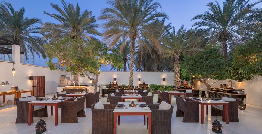 Arabian Courtyard