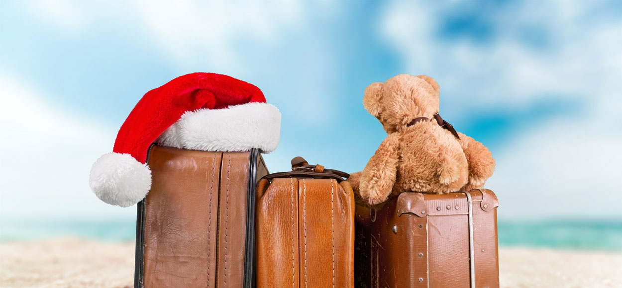 Teddy bears at Xmas Lead Courtesty Shutterstock