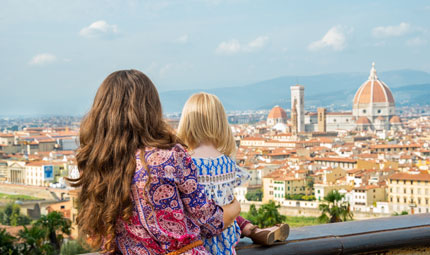 Florence with Kids C Shutterstock