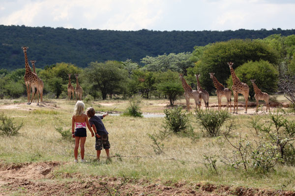 Family safaris 6