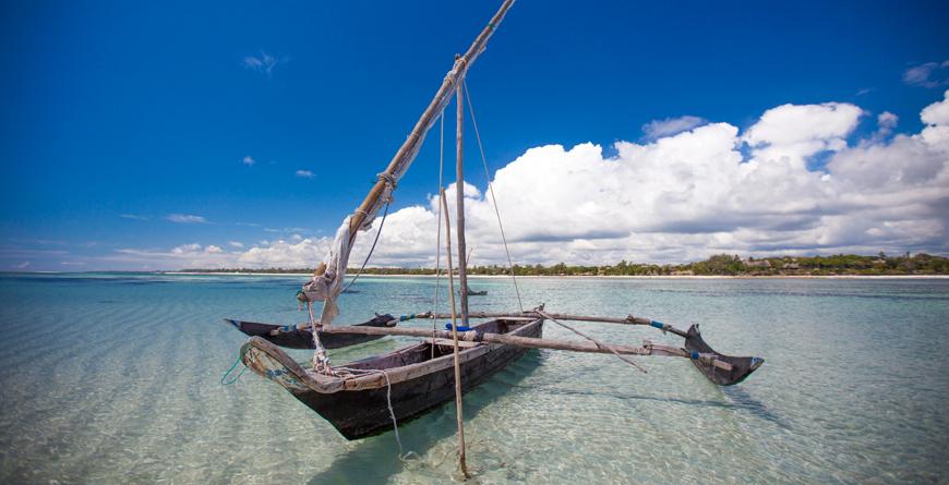 Boat Courtesy Kinondo Kwetu