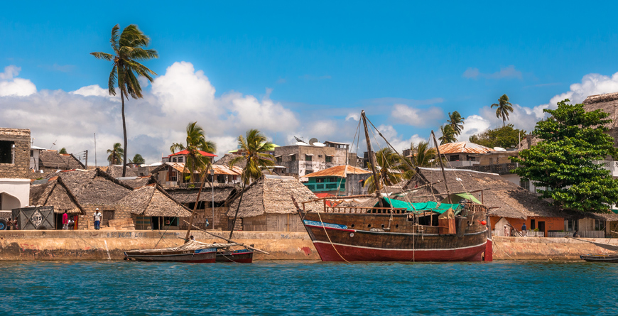 Lamu Waterfront Courtesy Shutterstock