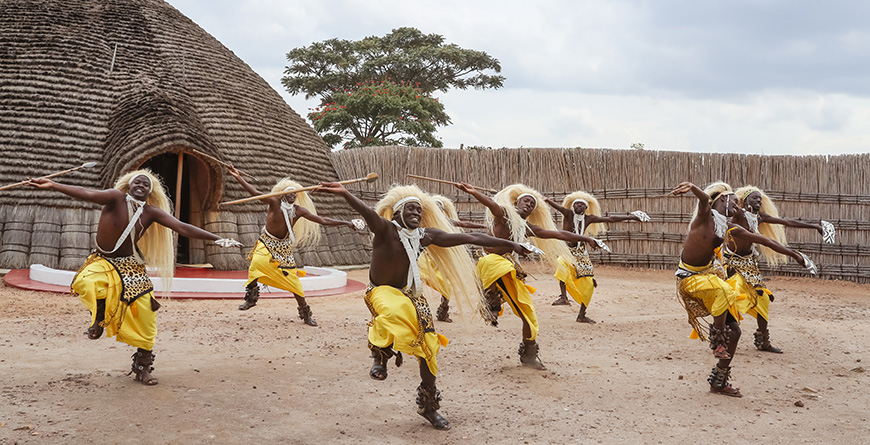 Nyanza Traditional Dancing