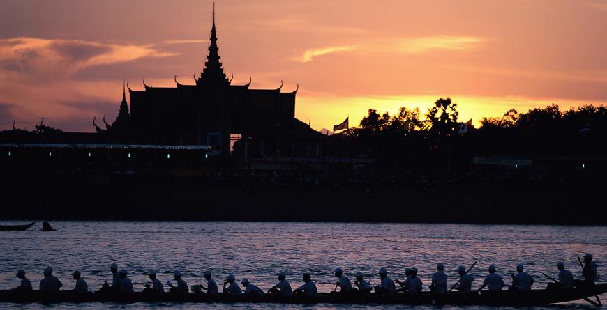 Phnom Pehn Royal Palace
