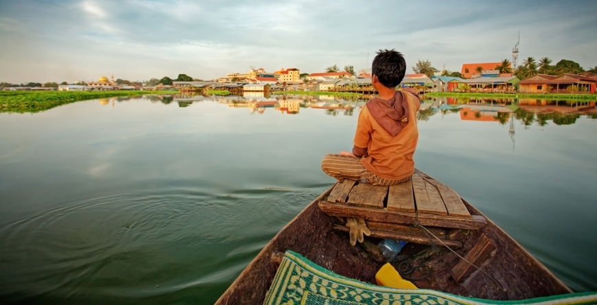 Boat and Boy