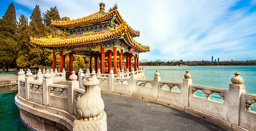 Beihai Park, Beijing, courtesy Shutterstock