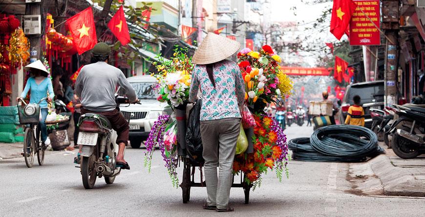 Hanoi, Courtesy Shutterstock