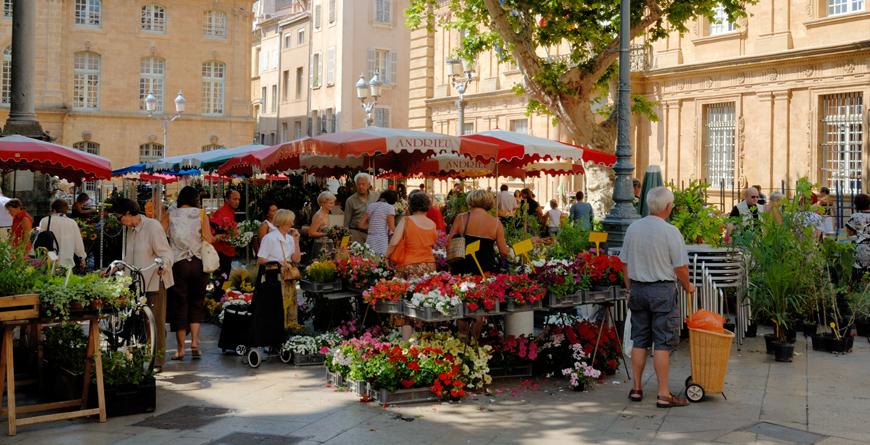 Aiz en Provence, Credit Shutterstock