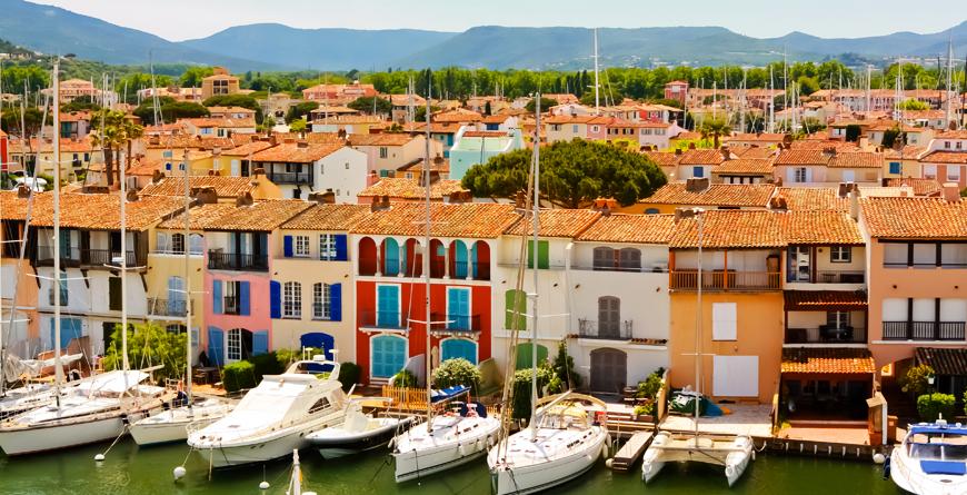 Port Grimaud, Credit Shutterstock