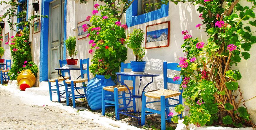 Greek Street Taverna, Credit Leoks, Shutterstock