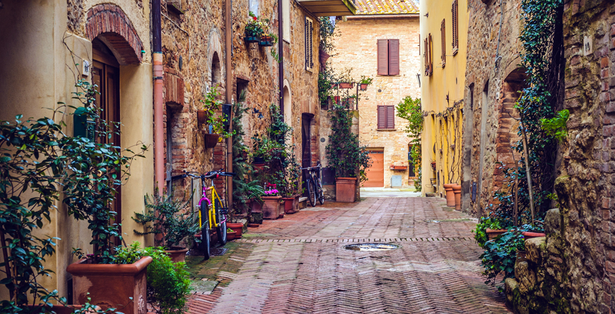 Pienza, Tuscany, Credit Jaro Pienza, Shutterstock