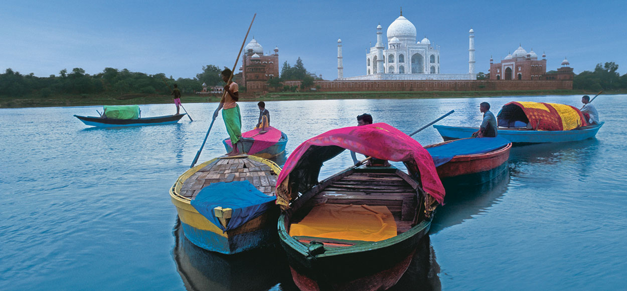 Taj Mahal, Courtesy Creative Travel