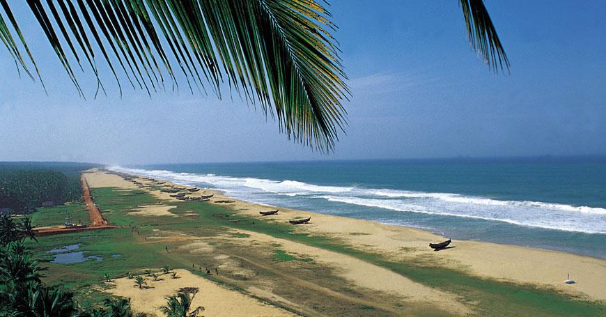 Coastline, Courtesy Creative Travel