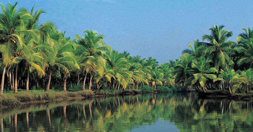 Kerala, Courtesy Creative Travel