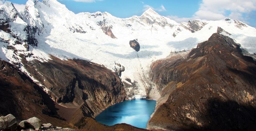 High Cordilleras, Credit Galyna Andrushko, Shutterstock.com