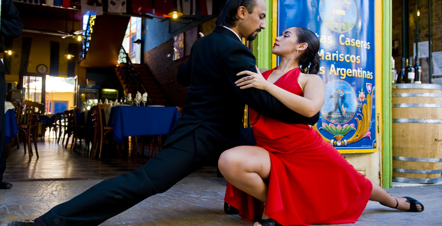 Tango, courtesy of Kobby Dagan, Shutterstock