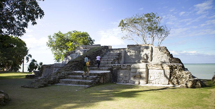 Lamanai Ruins Credit Travel Pioneers