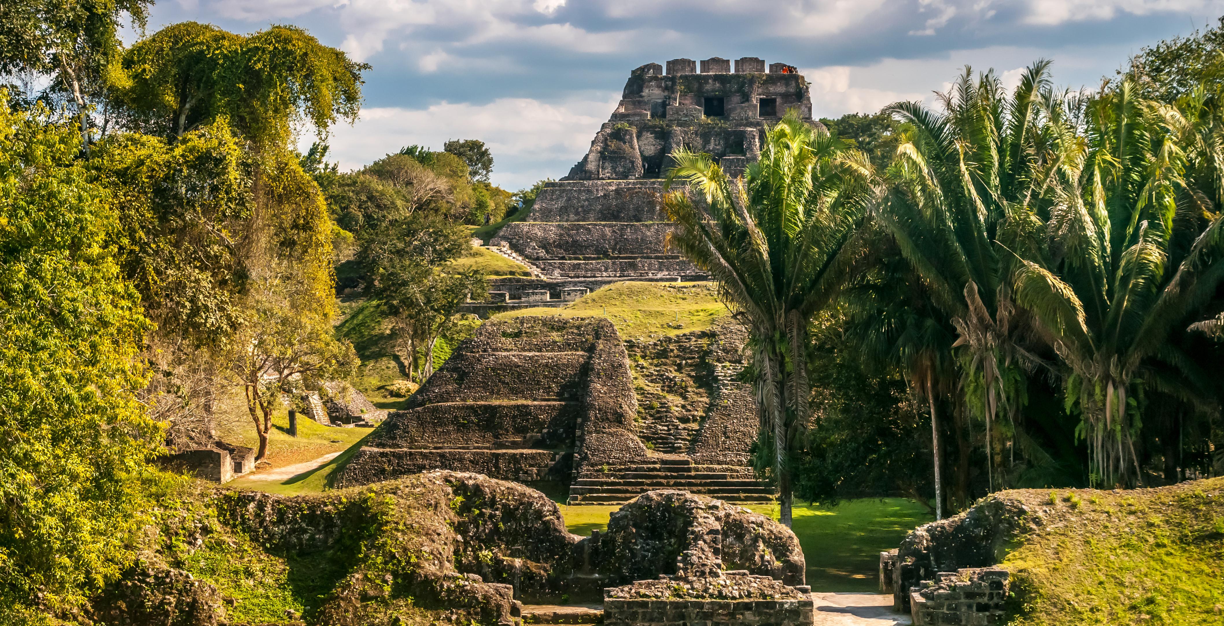 Xunantunich Mayan Ruins Credit Shutterstock