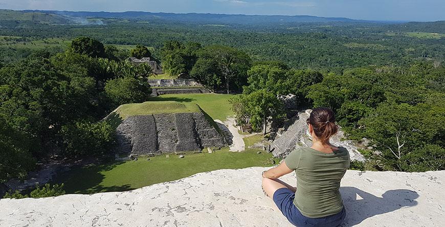 Mayan Ruins Credit Travel Pioneers