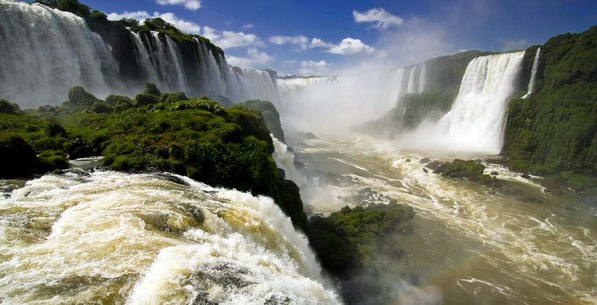 Iguacu, Credit Shutterstock.com