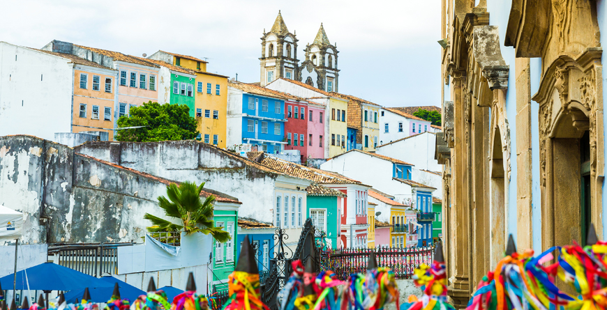 Salvador, Credit Felipe Frazao, Shutterstock.com