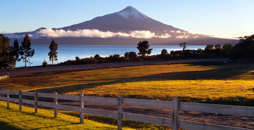 Puerto Varas Osorno Volcano, Credit Sunsinger, Shutterstock.com
