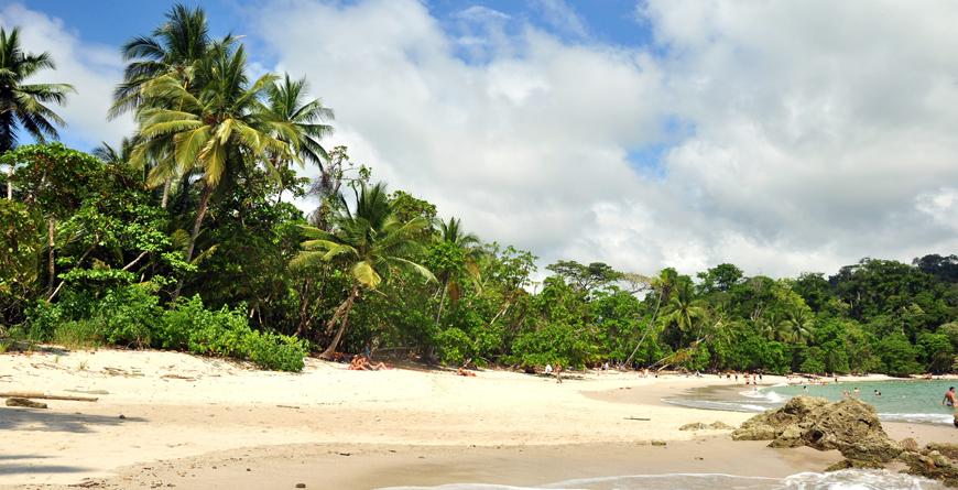 Manuel Antonio Beach, Credit Shutterstock