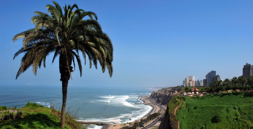 Lima, Costa Verde, Credit Viajes Pacifico