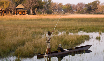 Okavango Delta, & Beyond Xundum Mokoru and Lodge