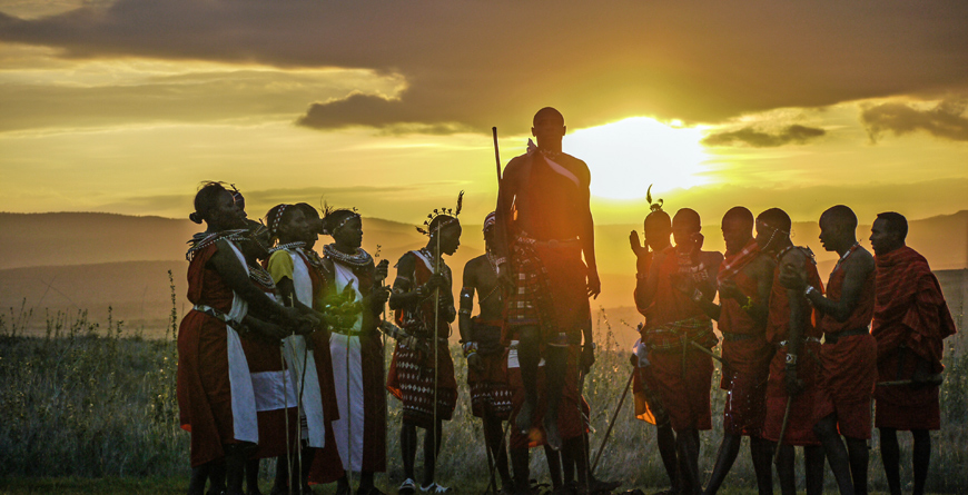 Masai Locals, Credit Lewa House