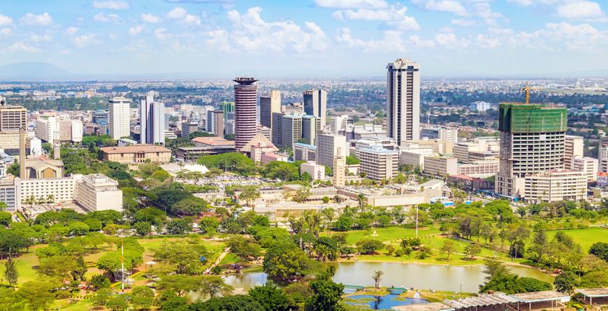 Nairobi, Credit Shutterstock