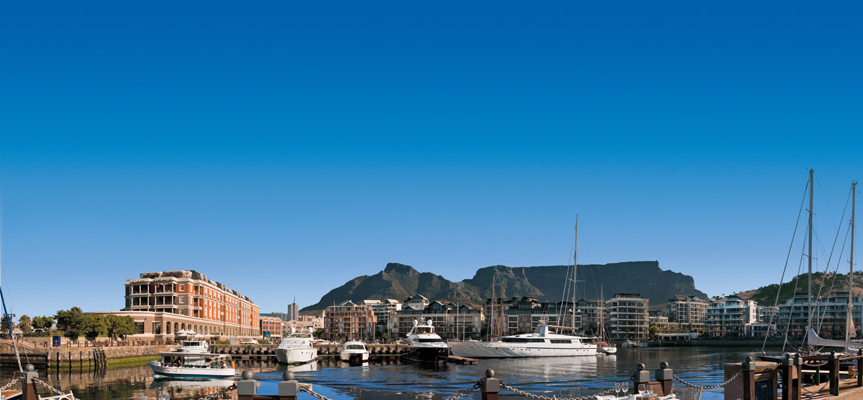 Cape Town Waterfront & Cape Grace, courtesy of South Africa Tourism