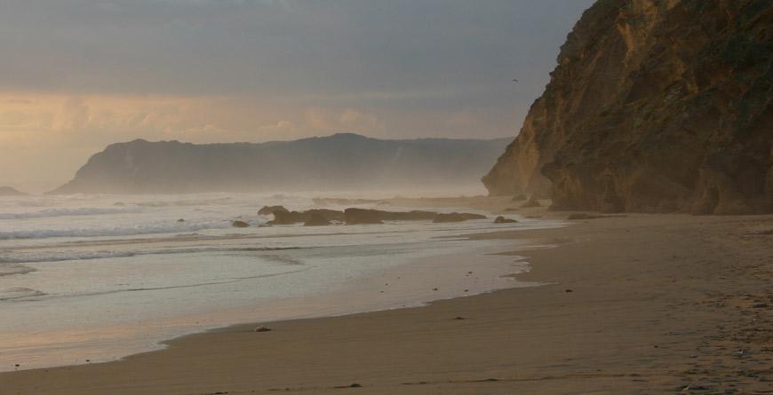 The Beach at Lake Pleasant, courtesy of Karen Jones