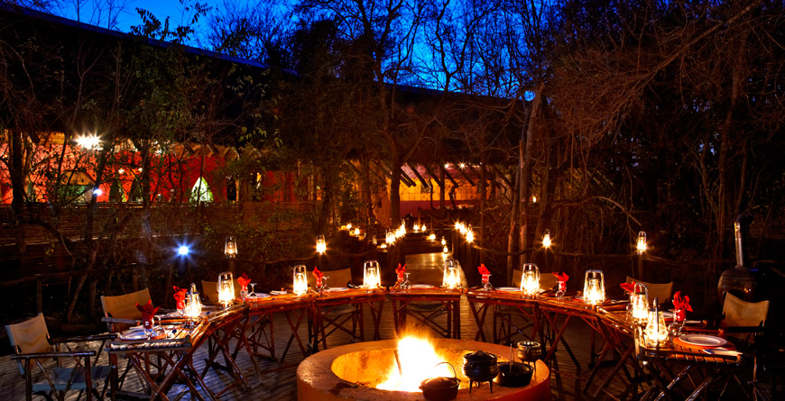 Jaci's Tree Lodge Boma