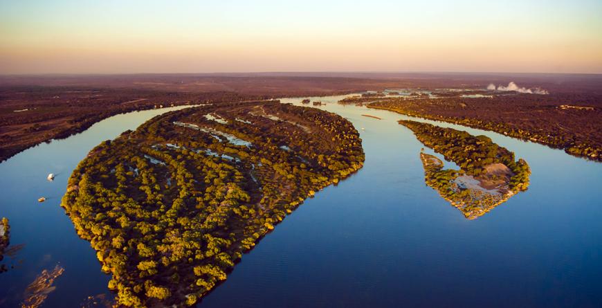 Zambezi, Credit Shutterstock
